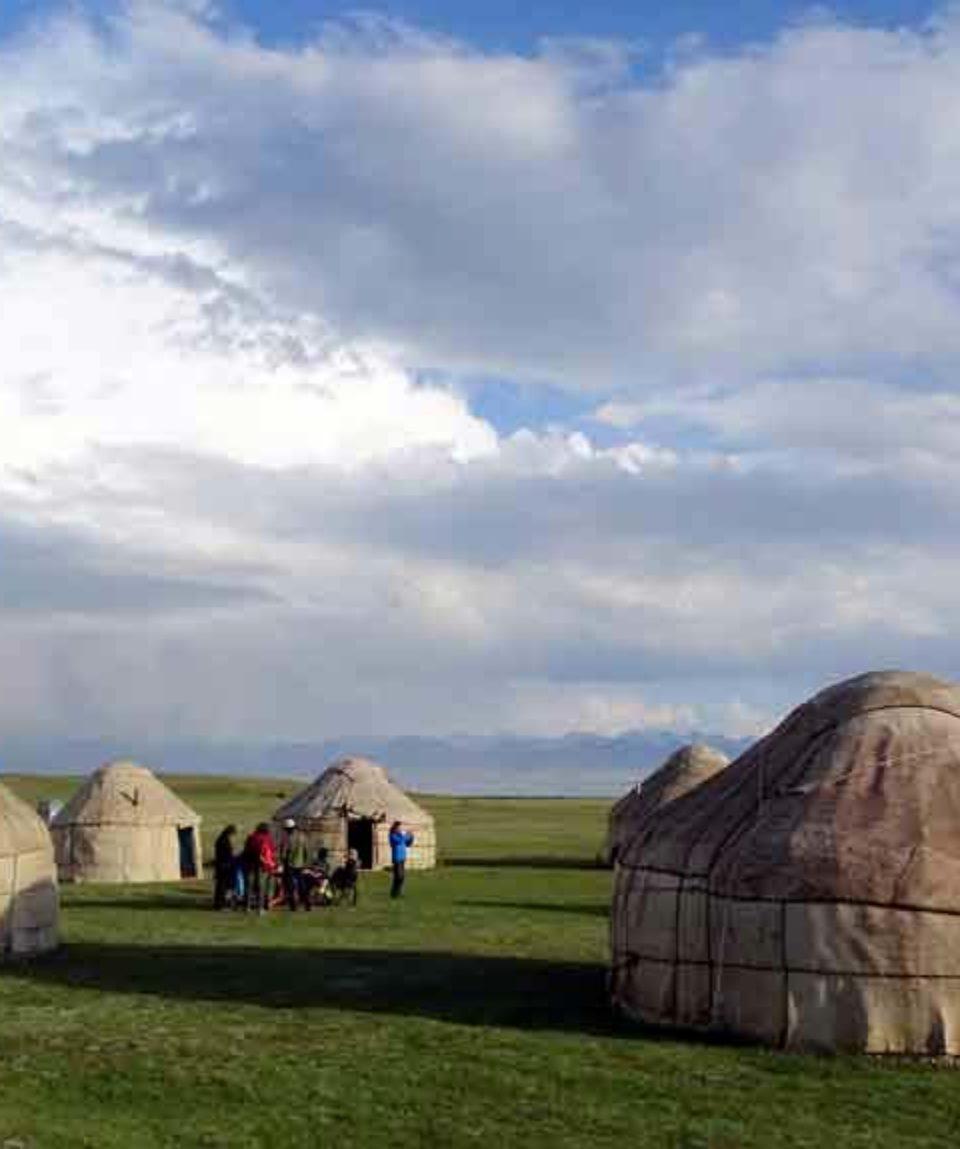 Kırgızistan Yürüyüş & Kültür Turu-003