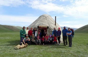Kırgızistan Yürüyüş & Kültür Turu-007