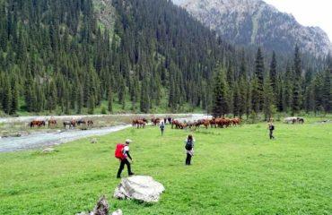 Kırgızistan Yürüyüş & Kültür Turu-008