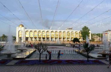 Kırgızistan Yürüyüş & Kültür Turu