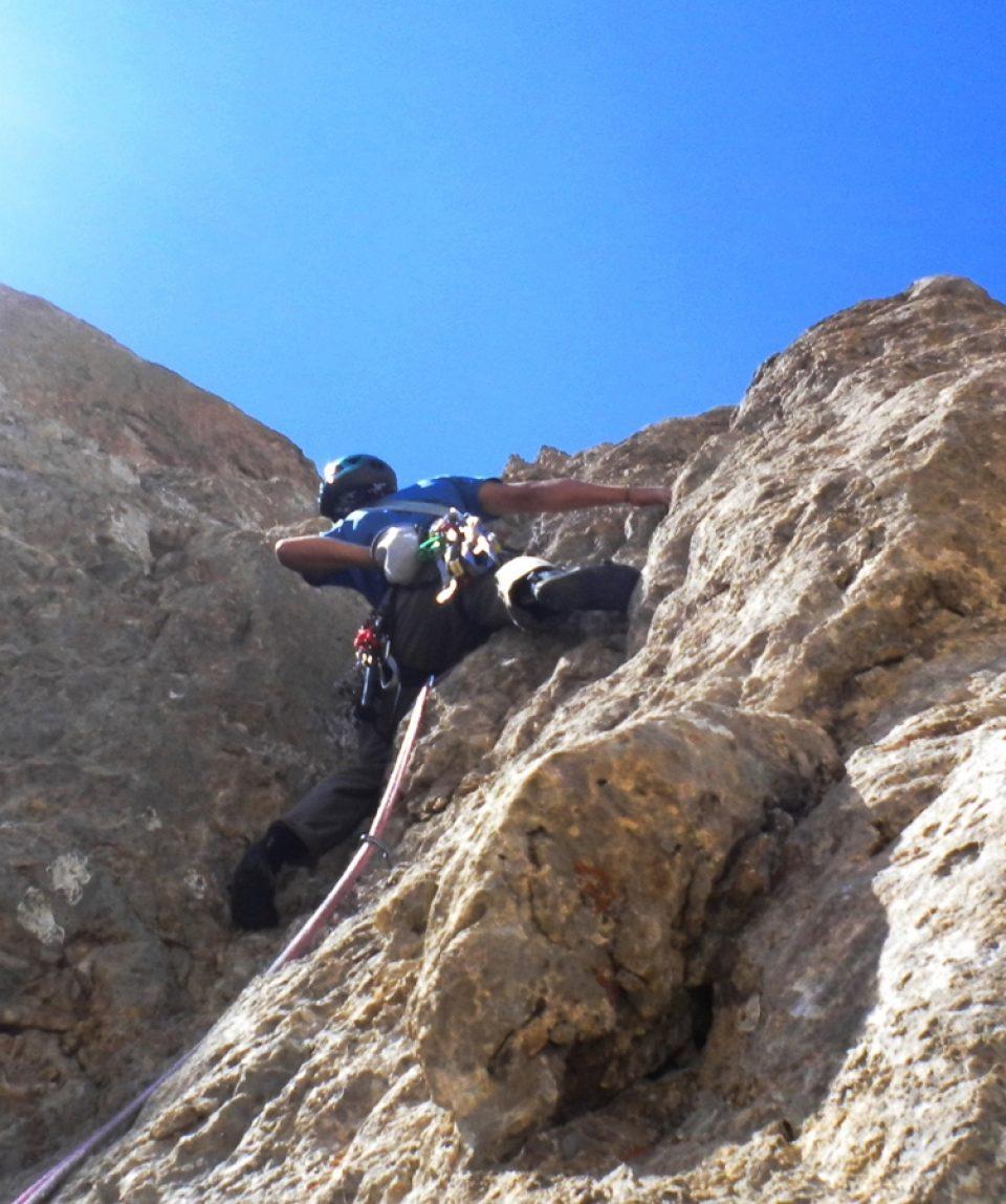 Aladağlar'da Tırmanışı Eğitimi Turu