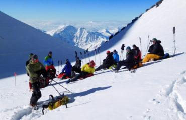 Elbrus Dağı Tur Kayaklı Tırmanış Turu -003