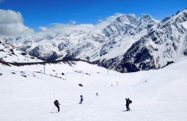 Elbrus Dağı Tur Kayaklı Tırmanış Turu -004