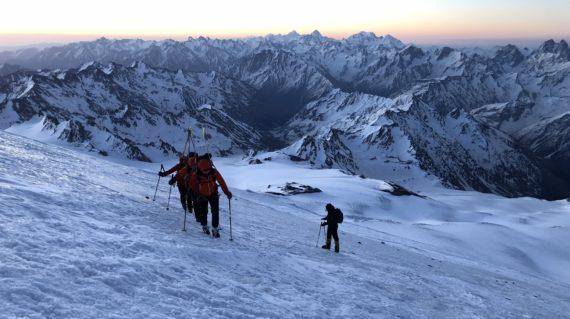 Elbrus Dağı Tur Kayaklı Tırmanış Turu -009