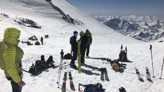 Elbrus Dağı Tur Kayaklı Tırmanış Turu -010
