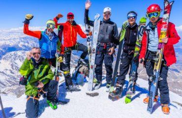 Elbrus Dağı Tur Kayaklı Tırmanış Turu -011