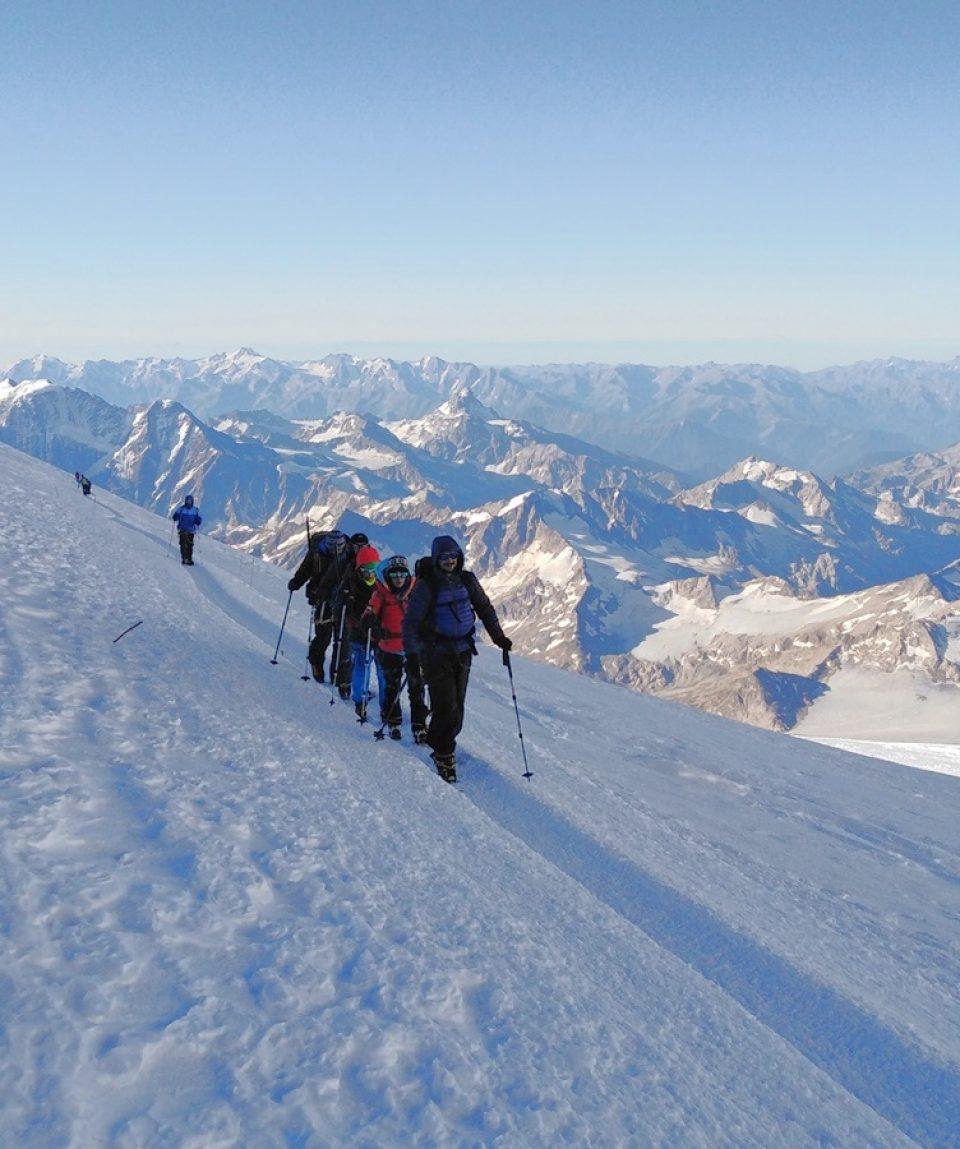Elbrus Dağı Ekspedisyonu