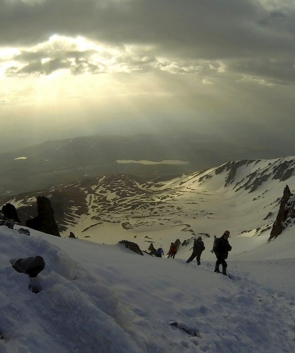 Erciyes Kış