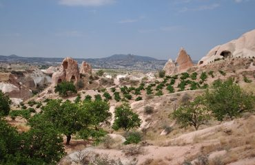 Kapadokya kzıılçukur