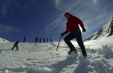 Hasan Dağı Kış