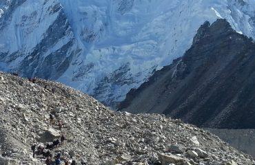 Gorak Shep - Nepal