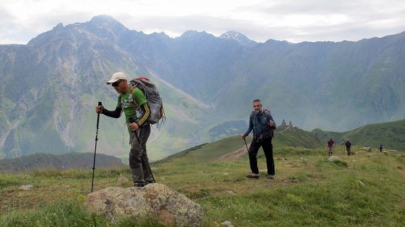 Kazbek Dağı Tırmanışı