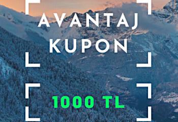 AVANTAJ KUPON – 1000 TL