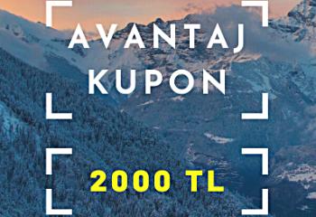 AVANTAJ KUPON – 2000 TL