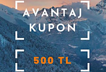 AVANTAJ KUPON – 500 TL