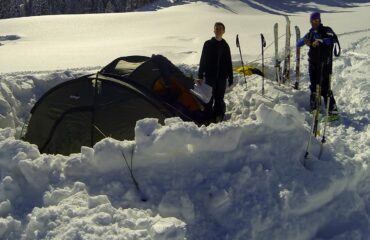 Aladağlar'da Kış Kampı Deneyimi