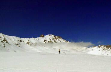 Kayaklı Erciyes Dağı Kış Tırmanışı